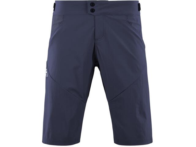 Cube Teamline Shorts Baggy Incuye Culotte Corto Interior Mujer, azul